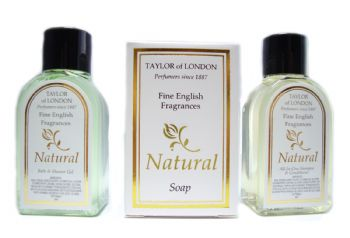 Taylor of London Natural Starter Pack - Fantastic Offer - £36.90